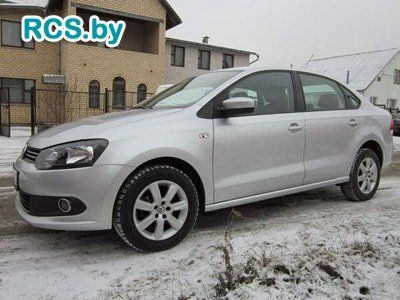 Аренда Volkswagen Polo Sedan