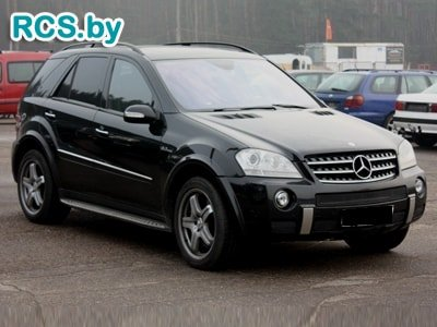 Прокат автомобиля Mercedes-Benz ML